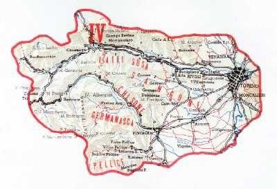 IV Zona Piemonte