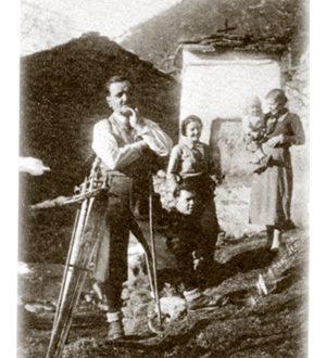 1943 –  23 settembre: primo rastrellamento, prime vittime