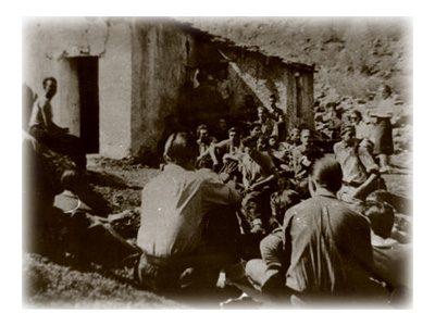 1943 – 13 novembre: secondo rastrellamento
