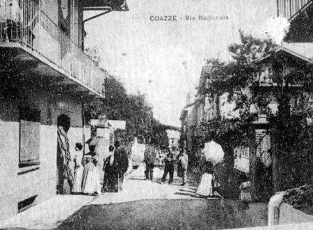Coazze-Forno, Borgata Oliva – Lapide ricordo Davide Mario