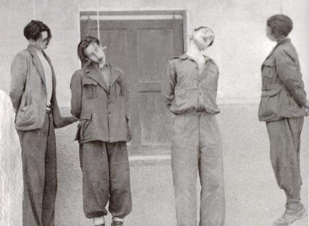 """1944 – 17 agosto: cattura e impiccagione del """"Campana"""""""