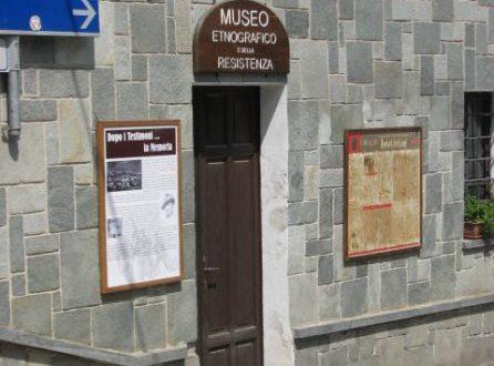 Ecomuseo della Resistenza di Coazze