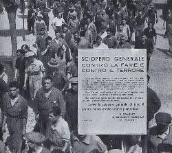 1944 – 1 marzo: sciopero generale