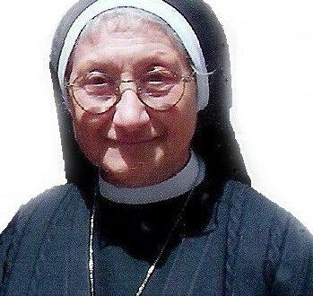 Suor Santina (al secolo Migno Paolina)