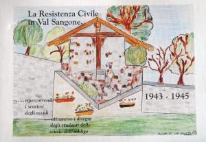 La Resistenza Civile in Val Sangone