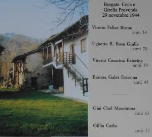g Borgata Ceca Girella Provonda
