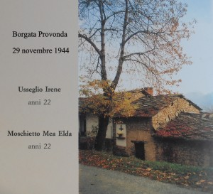 g Borgata  Provonda