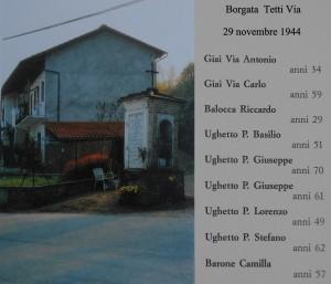 g Borgata Tetti Via