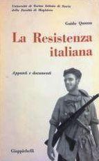 quazza la resistenza italiana